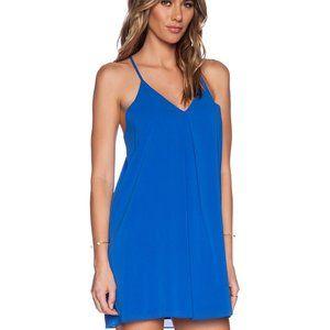 Fierra Y back mini Dress by A+O